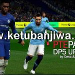 PES 2019 Unofficial PTE Patch Update DLC 5.0