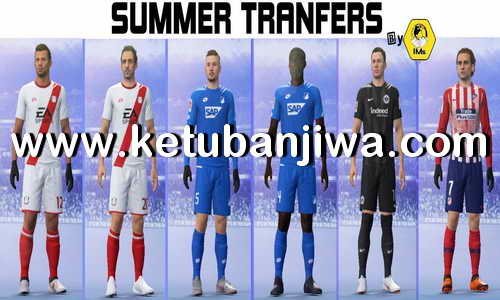 FIFA 14 - FIFA 15 - FIFA 16 Squad Update Summer Transfer Season 2019 by IMS Keuban Jiwa