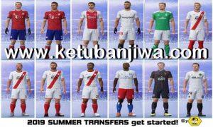 FIFA 19 Squad Update Summer Transfer 01 May 2019 Ketuban Jiwa