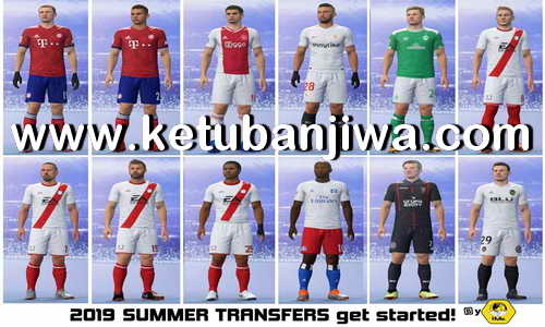 FIFA 19 Squad Update Summer Transfer 01 May 2019 Ketuban Jiwa