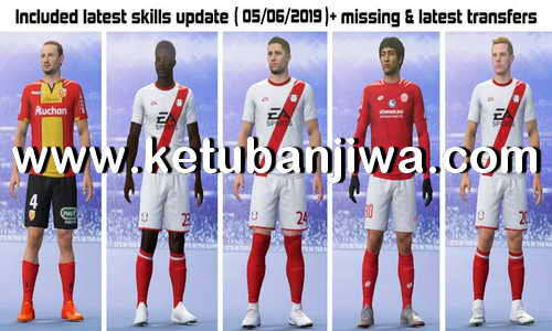 FIFA 19 Squad Update Summer Transfer 06 May 2019 For Original + Crack by IMS Ketuban Jiwa