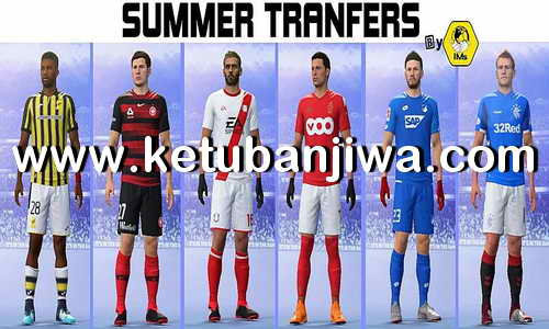 FIFA 19 Squad Update Summer Transfer 14 May 2019 For Original + Crack by IMS Ketuban Jiwa