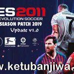 PES 2011 Next Season Patch 2019 Update 1.0
