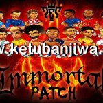 PES 2017 Immortal Patch 3.6 Update Season 2019/2020