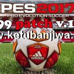 PES 2017 Live Update For T99 Patch 1.0 Season 2019