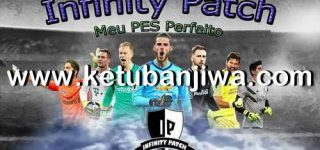 PES 2018 Infinity Patch AIO Update April For XBOX 360 Ketuban Jiwa