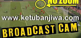 PES 2019 Broadcast Camera Zoom Disabler For DLC 6.0 by Digitalfoxx Ketuban Jiwa