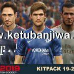 PES 2019 Kitserver Pack New Season 2019/2020 AIO