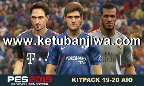 PES 2019 Kitpack New Season 19-20 All In One For All Patch by Micano4u Ketuban Jiwa