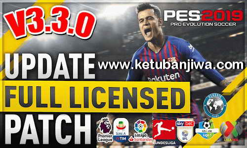 PES 2019 Mobile Android Minimum Patch 3 3 0 AIO