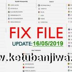 PES 2019 Android Minimum Patch 3.2.1 Fix Update 16/05/2019