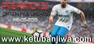 PES 2019 Option File Update 16/05/2019 For PTE Patch v3.1
