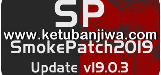 PES 2019 SMoKE Patch 19.0.3 Update Single Link