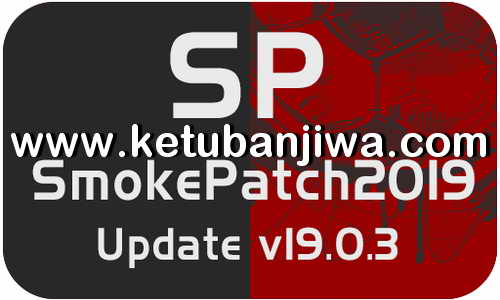 PES 2019 SMoKE Patch v19.0.3 Update Single Link Ketuban Jiwa