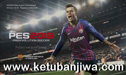 PES 2019 Unofficial CPY Crack 1.06 Exe File by Josik Games Keuban Jiwa