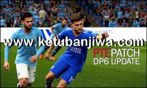 PES 2019 Unofficial PTE Patch 6.0 Update DLC 6.0 by Cesc - Hawke Ketuban Jiwa