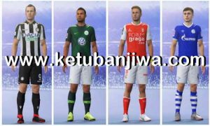 FIFA 14 Summer Transfer Squad Update 11 June 2019 Season 19-20 by IMS Ketuban Jiwa