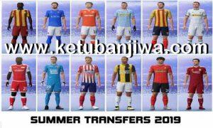 FIFA 19 Squad Update 20 June 2019 Summer Transfer Season 19-20 For CPY Crack + Original Games by IMS Ketuban Jiwa