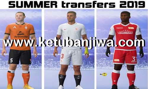 FIFA 19 Squad Update Summer Transfer 01 June 2019 For Original + Crack by IMS Ketuban Jiwa