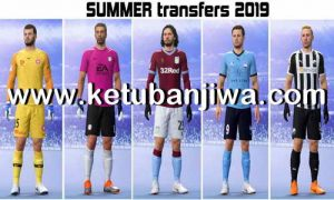 FIFA 19 Squad Update Summer Transfer 06 June 2019 For Original + Crack by IMS Ketuban Jiwa