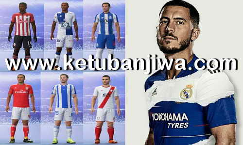 FIFA 19 Squad Update Summer Transfer 10 June 2019 For Original + Crack by IMS Ketuban Jiwa
