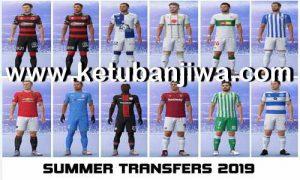 FIFA 19 Squad Update Summer Transfer 15 June 2019 For Original + Crack by IMS Ketuban Jiwa