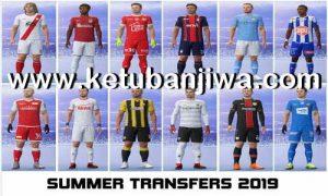 FIFA 19 Squad Update Summer Transfer 17 June 2019 For Original + Crack by IMS Ketuban Jiwa
