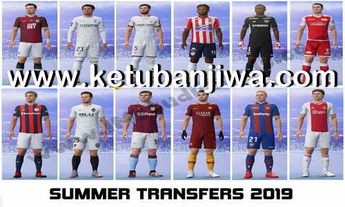 FIFA 19 Squad Update Summer Transfer 30 June 2019 For Original + Crack by IMS Ketuban Jiwa