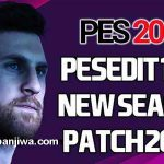 PES 2013 PESEdit 14.0 AIO New Season Patch 2020 + Fix Update