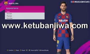 PES 2017 Full Body Mod Pack Like PES 2020 AIO by 4PES Ketuban Jiwa