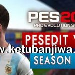 PES 2017 PESEdit 3.0 AIO New Season Patch 2020