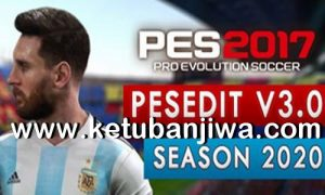 PES 2017 PESEdit v3.0 All In One New Season Patch 2020 by Minosta4u Ketuban Jiwa