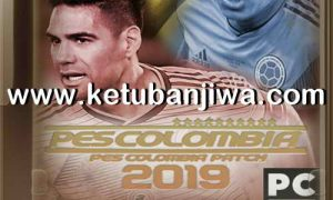 PES 2019 Colombia Patch v1 Full liga Aguila For PC Ketuban Jiwa