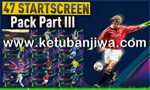 PES 2019 Mobile Android 47 Startscreen Pack Part III by PES Mobile Keuban Jiwa