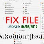 PES 2019 Android Minimum Patch 3.3.0 Fix Update 06/06/2019