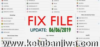PES 2019 Android Minimum Patch 3.3.0 Fix Update 06/06/2019