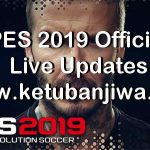 PES 2019 Official Live Update 20 June 2019