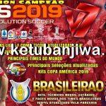 PES 2019 PS4 Emerson Pereira Option File 7.0 AIO DLC 6.0