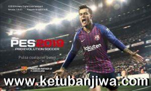 PES 2019 Unofficial CPY Crack v1.06.01 Exe File by Jostike Games Ketuban Jiwa