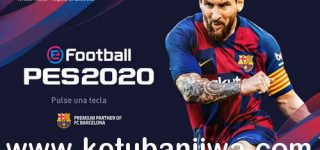PES 2020 Graphic Menu Themes For PES 2019