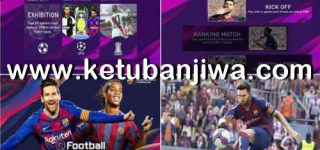 PES 2020 Ultimate Graphics Mod For PES 2013 by Alionp Ketuban Jiwa