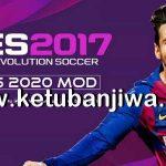 PES 2020 Graphic Mod For PES 2017 Beta