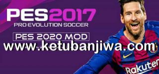 PES 2020 Graphic Mod For PES 2017 Beta