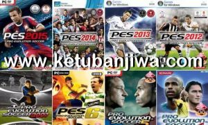 All PES Games Collection Single Link ISO File For PC Ketuban Jiwa