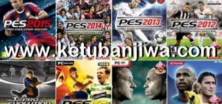 All PES Games Collection Single Link ISO File