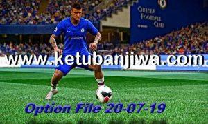 Download PES 2019 Option File Summer Transfer Update 20 July 2019 For Unofficial PTE Patch v6 by Azhar Gonggok Ketuban Jiwa
