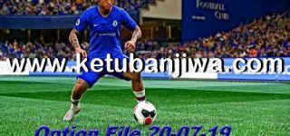 PES 2019 Option File Update 20/07/2019 For PTE Patch 6.0