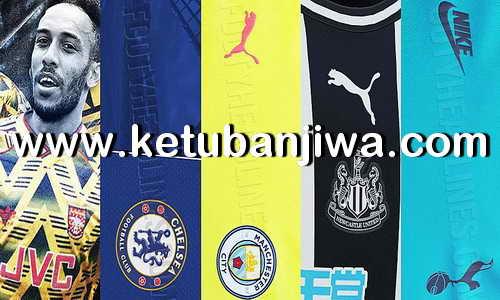 FIFA 19 All Europe Clubs Kitserver Pack v5 AIO Season 19-20 by Riesscar Ketuban Jiwa