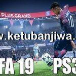 FIFA 19 PS3 Option File Summer Transfer Season 19/20