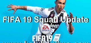FIFA 19 Squad Update 08/07/2019 Summer Transfer Season 19/20